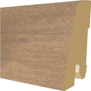 Plinta parchet, 60 x 17 mm, 2,4 m, Light Amiens Oak