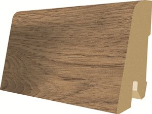 Plinta parchet, 60 x 17 mm, 2,4 m, Oxford Oak