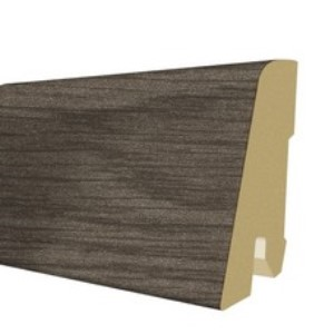 Plinta parchet, 60 x 17 mm, 2,4 m, Grey Brown Grove Oak